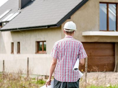 Travaux du bâtiment pour les projets immobiliers