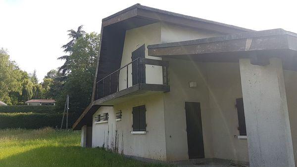 Maison existante avec grand terrain Herbeys