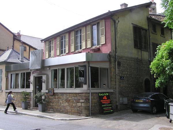 Restaurant à transformer en appartement Lyon
